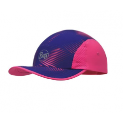 CASQUETTE RUN OPTICAL PINK