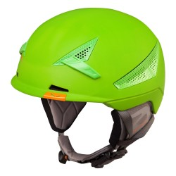 CASQUE VERT ALL IN ONE FSM