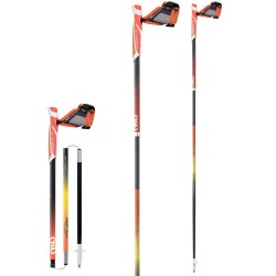 BATONS DE TRAIL ADDICT CARBON 4 CORK