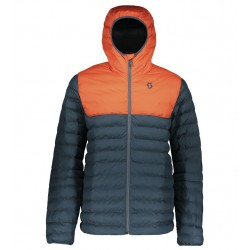 VESTE SCOTT INSULOFT 3M ORANGE/BLEU MARINE