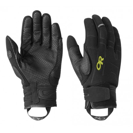 GANTS ALPINISME GLACE ALIBI GLOVES
