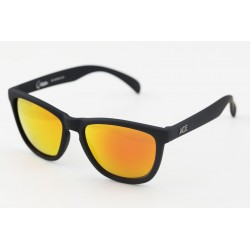 LUNETTES CREAM BLACK/ORANGE