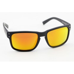 LUNETTES HELIX BLACK/ORANGE