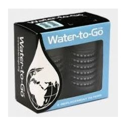 FILTRES POUR GOURDE WATER TO GO OUTDOOR X2
